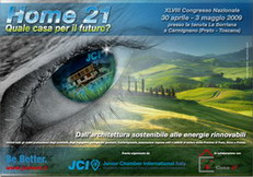 Home21: Dall'architettura sostenibile alle energie rinnovabili