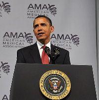 Obama e l'AMA promuovono gli apparecchi full cut-off per la sicurezza e la salute del cittadino