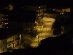 12 Novembre 2010 – ROTA GRECA (CS) 1° COMUNE DEL SUD ITALIA ANTI INQUINAMENTO LUMINOSO