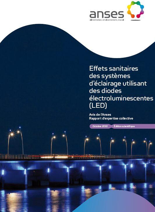 Illuminazione a LED: possibili danni alla salute.