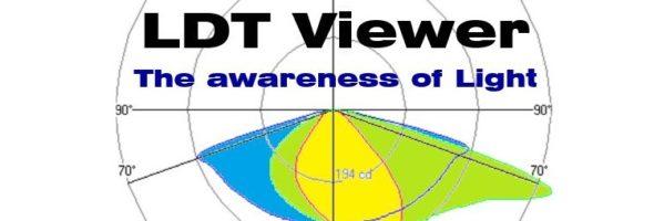 LDT Viewer: Un nuovo modo di conoscere la luce